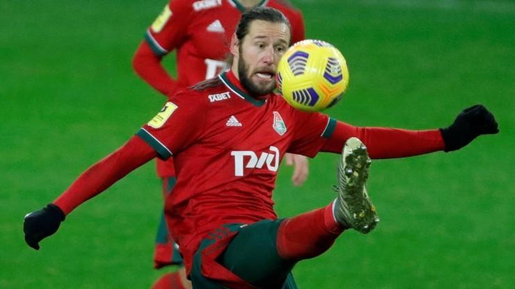 Gol Krychowiaka w przegranym meczu rosyjskiej ekstraklasy
