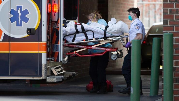 Ponad 38 tys. ofiar koronawirusa w Stanach Zjednoczonych. Najnowsze dane