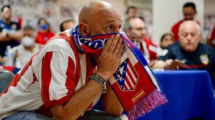 Hiszpania. Młody kibic Atlético Madryt zginął, uderzając głową w ścianę przy wjeździe do parkingu