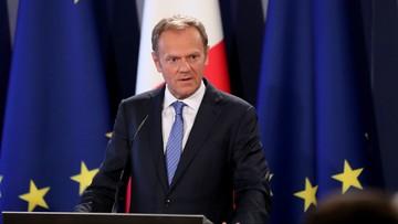 Tusk: nie ma rachunku za Brexit. Jest uregulowanie zobowiązań