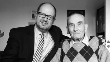 Zmarł Ryszard Adamowicz. Miał 93 lata