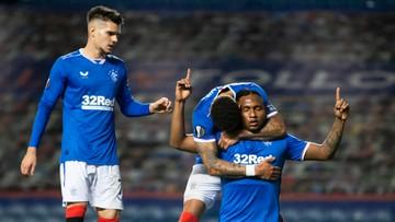 Szkocki klasyk dla Rangers FC! Samobój, czerwona kartka i awantura na murawie