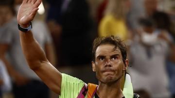 Rafael Nadal opuści wielkoszlemowy Wimbledon i igrzyska olimpijskie