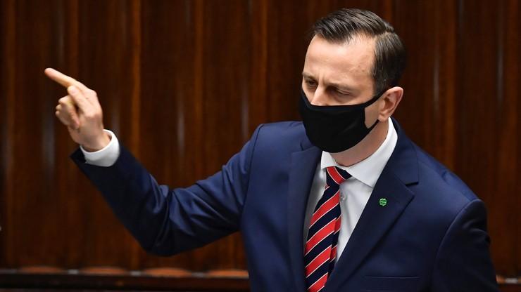 Kosiniak-Kamysz: rząd stracił kontrolę nad państwem i epidemią