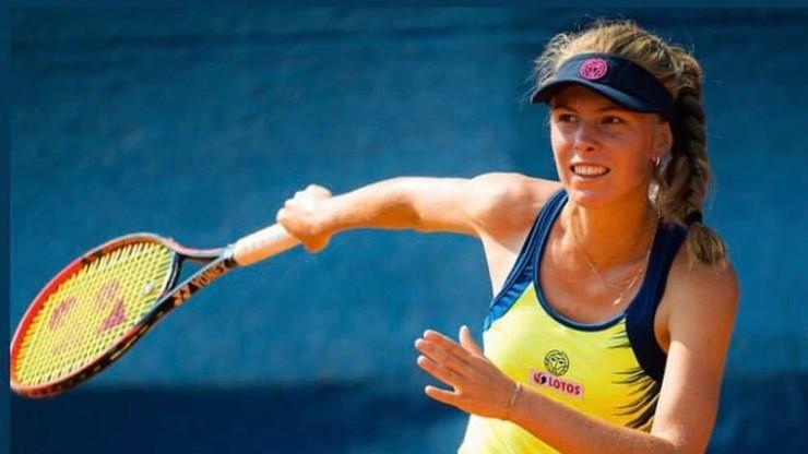 Australian Open. Magdalena Fręch zakażona koronawirusem, nie zagra w kwalifikacjach