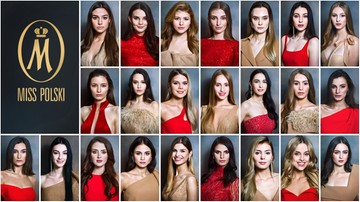 Anna Maria Jaromin Miss Polski 2020. Zobacz wszystkie finalistki