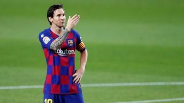 Leo Messi chce odejść z Barcelony