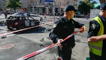 """Ukraina: zamach na dziennikarza. """"Nie był przypadkową ofiarą"""""""