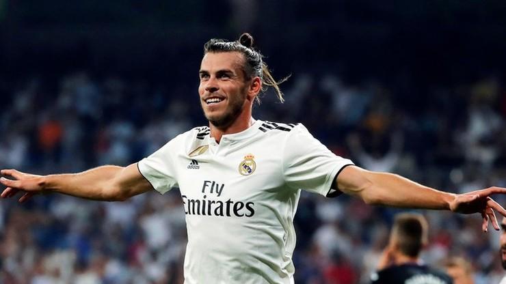 Real górą w derbach Madrytu! Setka Bale'a
