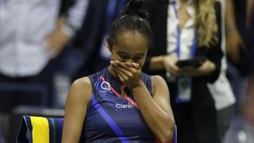 US Open: Ojciec i trener Fernandez nie przyjedzie na finał