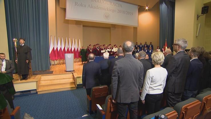 Premier na inauguracji: Polska finansowała krajom Zachodu naszych znakomitych lekarzy