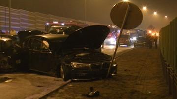 Wypadek szefa MON. Kierowca żandarmerii wojskowej usłyszał zarzut spowodowania kolizji