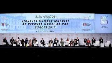 Światowy Szczyt Noblistów wzywa do walki z plagami dręczącymi ludzkość