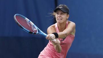 Magda Linette po raz pierwszy w trzeciej rundzie w Nowym Jorku!