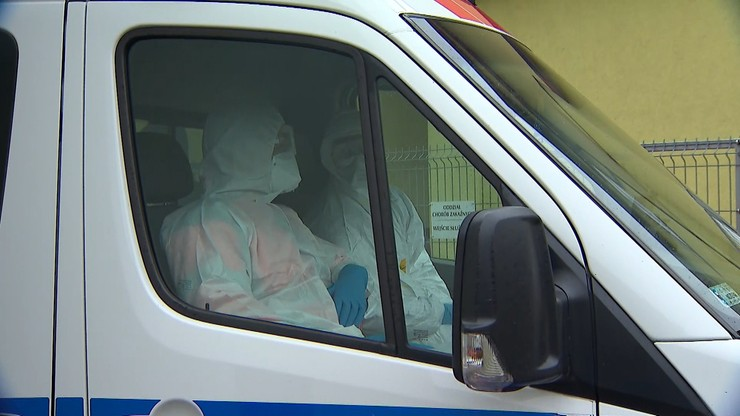 W Bochlinie zmarł 72-letni obywatel Niemiec. 11 osób poddanych kwarantannie