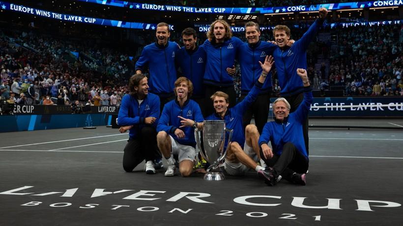 Laver Cup: Europa zapewnila sobie zwycięstwo