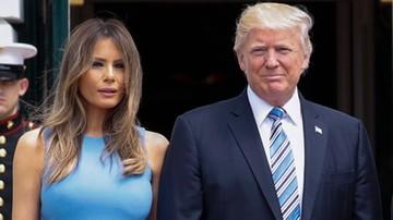 Melania Trump: pogłoski o nieporozumieniach w naszym małżeństwie są nieprawdziwe