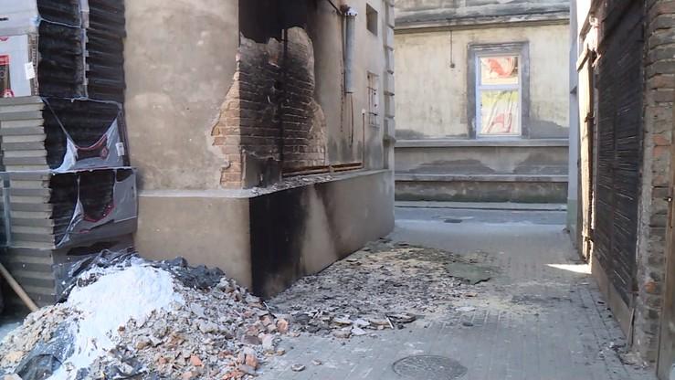 Prokuratura: do końca listopada opinia ws. pożaru przy kamienicy, w której mieszka poseł PO