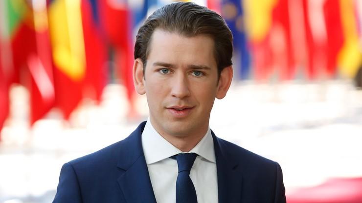 """""""Praworządność nie podlega negocjacjom"""" - kanclerz Austrii, sprawującej prezydencję w Radzie UE"""