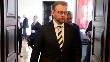 Nowy minister zdrowia sygnatariuszem Deklaracji Wiary