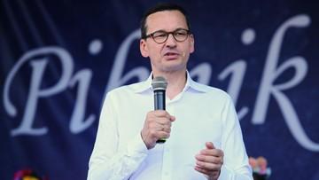 Premier: dziękujemy kobietom, że strzegą polskich wartości, a nie jakichś fanaberii ideologicznych