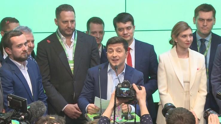 Zełenski szuka rzecznika w konkursie na Facebooku