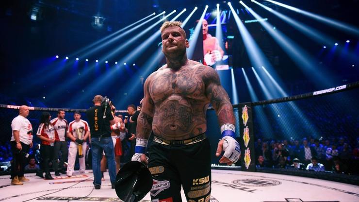 Kontrowersyjny były zawodnik UFC wyzywa Popka na pojedynek!