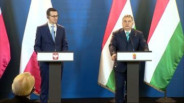 Orban: Polska i Węgry mają swoje wyobrażenia o przyszłości UE i chcą je wyrażać