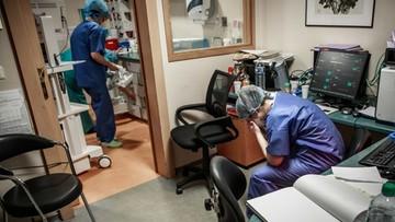 Liczba ofiar koronawirusa we Francji przekroczyła 14 tys.