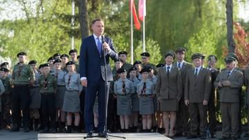 Prezydent: Unia Europejska się u nas sprawdziła, a my sprawdziliśmy się w Unii Europejskiej