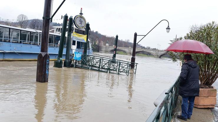We Włoszech 7 mln osób zagrożonych powodziami i osuwiskami