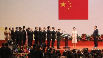 Zaprzysiężono nowy rząd Hongkongu