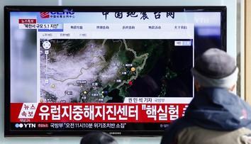 Korea Północna przeprowadziła test bomby wodorowej