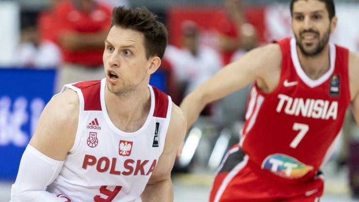 Polscy koszykarze rozbili Tunezję