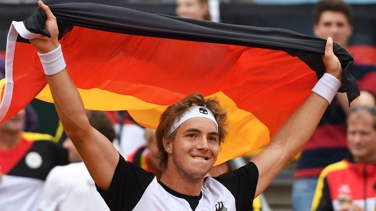 Polacy nie dali rady Niemcom. Nie weszli do Grupy Światowej Pucharu Davisa