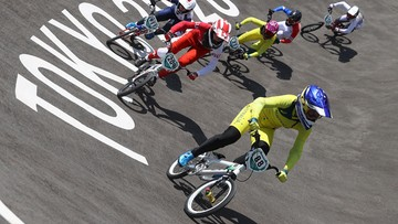 Tokio 2020: Brytyjka Shriever złotą medalistką w kolarstwie BMX