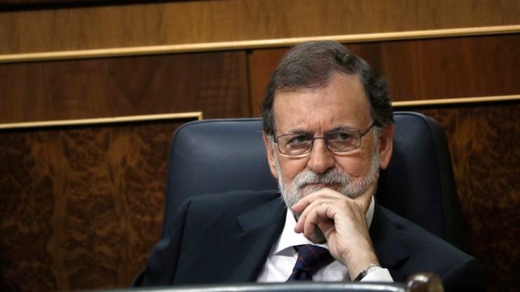 """Premier Hiszpanii krytykuje opozycję za """"inkwizytorskie zapędy"""""""