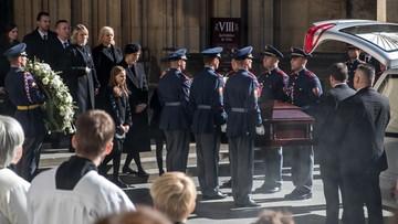 Pogrzeb Karela Gotta. Piosenkarza żegnają rodzina, politycy, artyści i fani