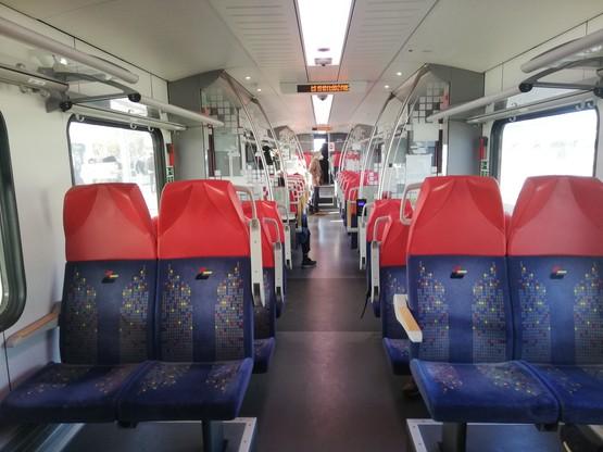 Na Warszawie Głównej można wsiąść do pociągów lokalnych