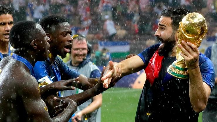 Francuzi wygrali mundial mimo epickiej imprezy po meczu z Argentyną