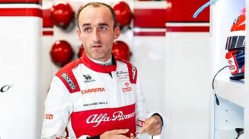 Kubica weźmie udział w treningu i testach w Barcelonie