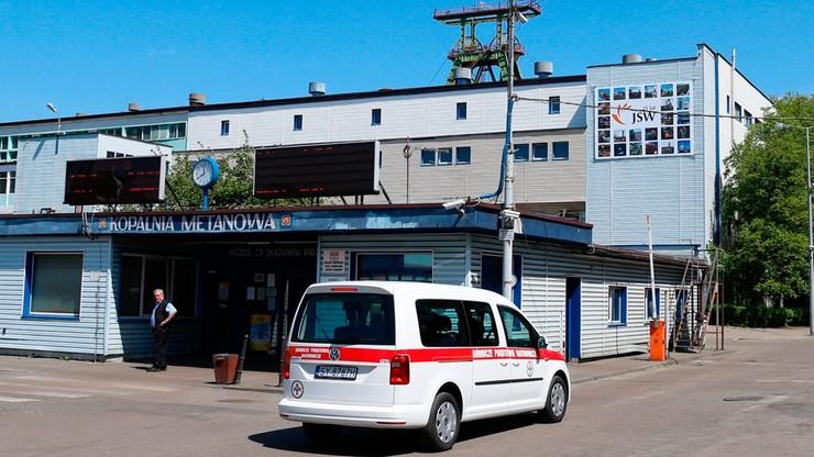Prokuratura zabezpieczyła dokumentację po wstrząsie w kopalni Zofiówka