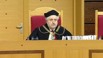 Prof. Rzepliński: przeciwko TK prowadzona jest bezpardonowa wojna hybrydowa