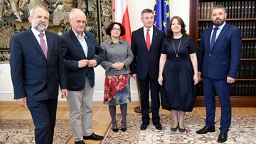 Czabański szefem Rady Mediów Narodowych