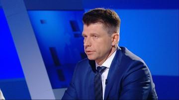 """""""PiS wie, że premier chlapnęła"""". Petru o wypowiedzi Szydło w Auschwitz"""