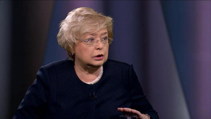 Małgorzata Gersdorf zrezygnowała z funkcji przewodniczącej KRS