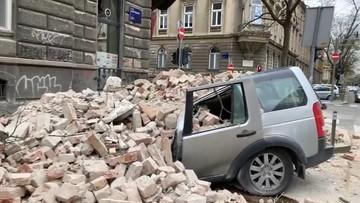 Trzęsienie ziemi w Chorwacji. Sprawdzany jest stan elektrowni atomowej