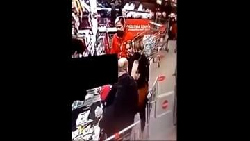 Bójka w sklepie. Nie miał maseczki, znokautował kobietę ciosem w twarz