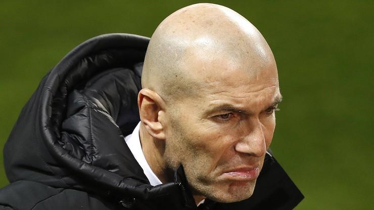 Zinedine Zidane zakażony koronawirusem