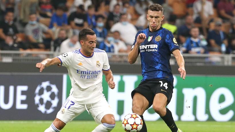 Liga Mistrzów: Real Madryt pokonał na wyjeździe Inter Mediolan